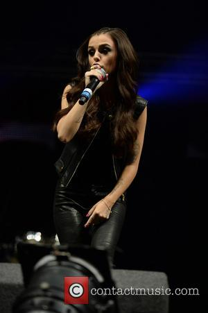 Cher Lloyd - Cher Lloyd performs at Key 103 Summer Live at the Phones 4U Arena in Manchester - Manchester,...