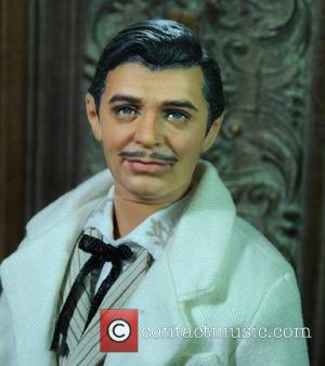 Clark Gable - Celebrity dolls brought to life