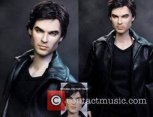 Ian Somerhalder - Accomplishing this feat requires many photos of the famous person/character, plenty of time, and a great deal...