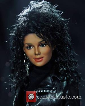 Janet Jackson - Celebrity dolls brought to life
