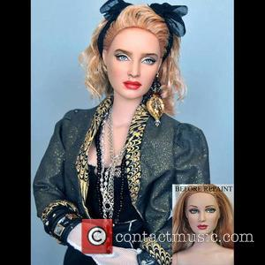 Madonna - Accomplishing this feat requires many photos of the famous person/character, plenty of time, and a great deal of...