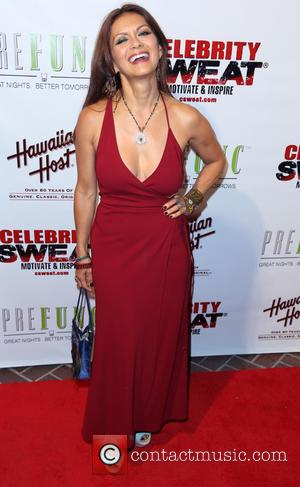 Nia Peeples - ESPY Awards after party at The Palm restaurant - Arrivals - Los Angeles, California, United States -...