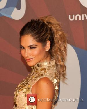 alejandra espinoza - Premios Juventud 2014 at The BankUnited Center - Arrivals - Coral Gables, Florida, United States - Thursday...