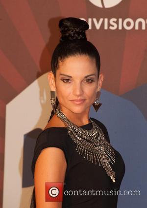 natalia jimenez - Premios Juventud 2014 at The BankUnited Center - Arrivals - Coral Gables, Florida, United States - Thursday...