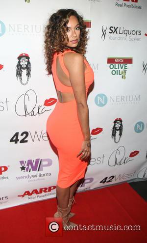 Sherri Shepherd - Wendy Williams 50th birthday party? with a legendary performance by Chaka Khan at The OUT Hotel -...