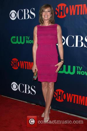 Allison Janney - 2014 Television Critics Association Summer Press Tour - CBS, CW and Showtime Party - Arrivals - Los...