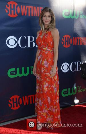 Dawn Olivieri - 2014 Television Critics Association Summer Press Tour - CBS, CW and Showtime Party - Arrivals - Los...