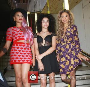 Neon Jungle, Amira Mccarthy, Shereen Cutkelvin and Jess Plummer