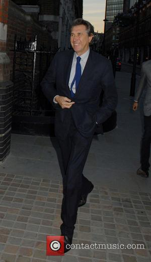 Bryan Ferry - Celebrities at Chiltern Firehouse - London, United Kingdom - Thursday 17th July 2014