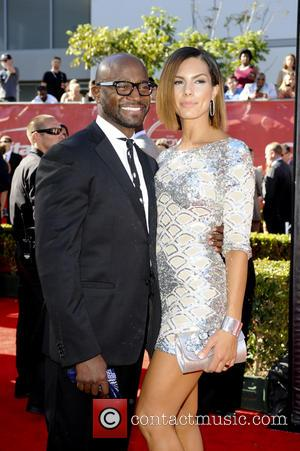 Taye Diggs and Amanza Smith Brown - 2014 ESPYS Awards - Arrivals - Los Angeles, California, United States - Thursday...