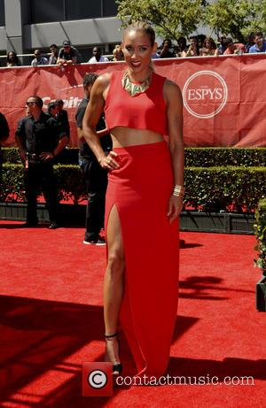 Lolo Jones - 2014 ESPYS Awards - Arrivals - Los Angeles, California, United States - Thursday 17th July 2014