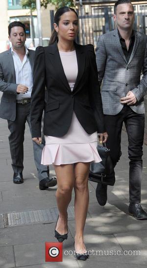 Tulisa Contostavlos - Tulisa Contostavlos arriving at Southwark Crown Court - London, United Kingdom - Thursday 17th July 2014