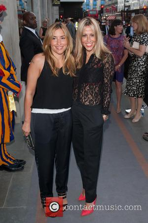 Nicole Appleton and Melanie Blatt - Watches of Switzerland - flagship store launch party held on Regents Street. - London,...