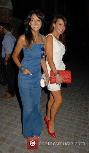 Jackie St Clair and Lizzie Cundy