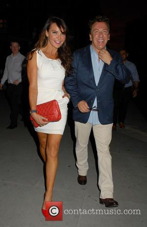 Lizzie Cundy - Celebrities at Chiltern Firehouse in Marylebone - London, United Kingdom - Friday 18th July 2014