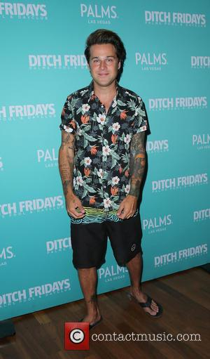 Ryan Cabrera - Palms Pool & Dayclub presents 'Ditch Fridays' - Arrivals - Las Vegas, Nevada, United States - Friday...
