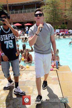 Jesse McCartney - Jesse McCartney performs at 'Ditch Fridays' at Palms Pool & Dayclub - Las Vegas, Nevada, United States...