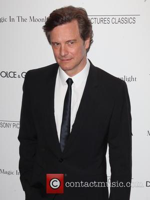 Colin Firth - New York premiere of 'Magic In The Moonlight' at The Paris Theatre - Arrivals - New York,...
