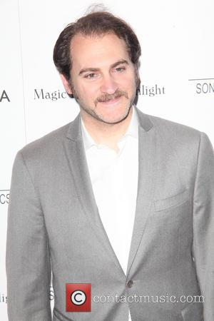 Michael Stuhlbarg - New York premiere of 'Magic In The Moonlight' at The Paris Theatre - Arrivals - New York,...
