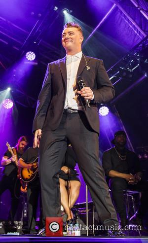Sam Smith - Sam Smith performs at the Somerset House...