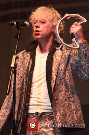 Bob Geldof and Boomtown Rats