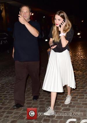 Harvey Weinstein - Celebrities leave Chiltern Firehouse - London, United Kingdom - Friday 18th July 2014