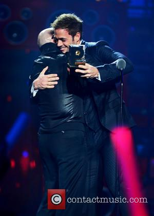 Pitbull and William Levy