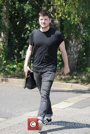 James Alexandrou - Celebrities outside the BBC Elstree Studios - London, United Kingdom - Friday 18th July 2014