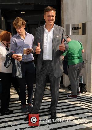 Peter Jones - Celebrities at BBC Radio 2 - London, United Kingdom - Friday 18th July 2014