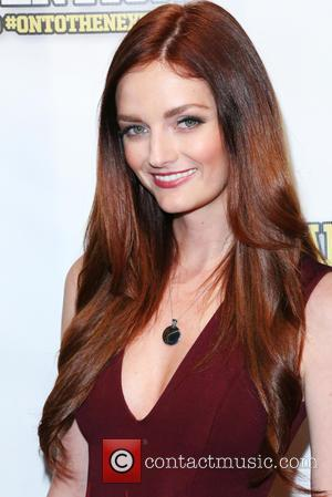 Lydia Hearst-Shaw - 'Mantervention' premiere at TCL Chinese Theatre - Arrivals - Hollywood, California, United States - Friday 18th July...