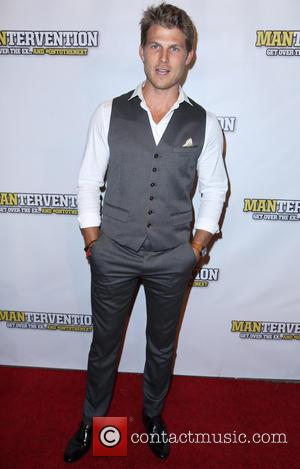 Travis Van Winkle - 'Mantervention' premiere at TCL Chinese Theatre - Arrivals - Los Angeles, California, United States - Friday...