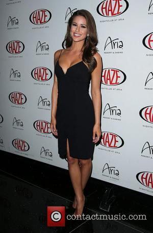 Nia Sanchez and Miss USA - Welcome Home Party for Miss USA Nia Sanchez at Haze Nightclub at ARIA -...