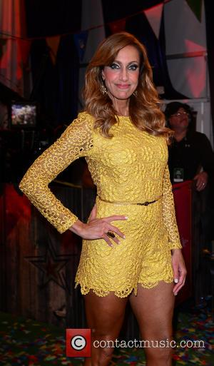 Lili Estefan - Premios Juventud 2014 at The BankUnited Center - Arrivals - Coral Gables, Florida, United States - Friday...