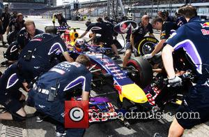 Daniel RICCIARDO - Formula One German Grand Prix 2014 - Hockenheimring, Baden Wuerttemberg, Germany - Saturday 19th July 2014