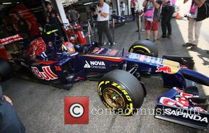 Daniil KWJAT - Formula One German Grand Prix 2014 - Hockenheimring, Baden Wuerttemberg, Germany - Saturday 19th July 2014
