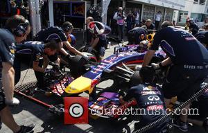 Sebastian VETTEL - Formula One German Grand Prix 2014 - Hockenheimring, Baden Wuerttemberg, Germany - Saturday 19th July 2014