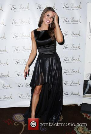 Nia Sanchez - Nia Sanchez hosts the official Miss USA Lady's Night Out party at The Bank - Las Vegas,...
