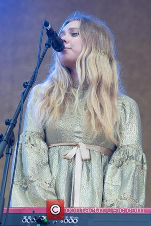 First Aid Kit - Latitude Festival - Day 2 - Performances - First Aid Kit - Southwold, United Kingdom -...