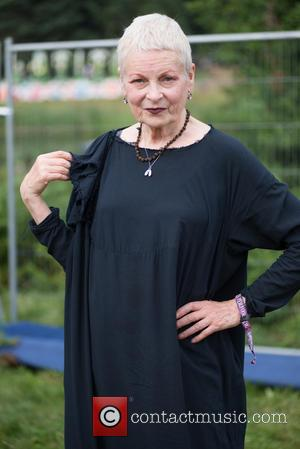 Vivienne Westwood - Latitude Festival - Day 2 - Celebrity Sightings - Southwold, United Kingdom - Saturday 19th July 2014