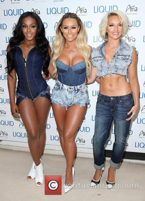 Dawn Richard, Aubrey O'day, Shannon Bex and Danity Kane