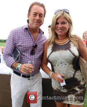 Paul Sullivan and Joan Macri - RAND Luxury: A Private Brunch with Aston Martin - Southampton, New York, United States...