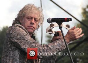 Bob Geldof - Splendour Festival 2014 at Wollaton Hall - Performances - Nottingham, United Kingdom - Saturday 19th July 2014