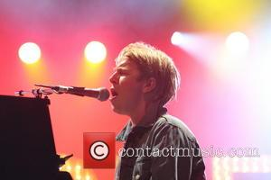 Tom Odell - Splendour Festival 2014 at Wollaton Hall - Performances - Nottingham, United Kingdom - Saturday 19th July 2014