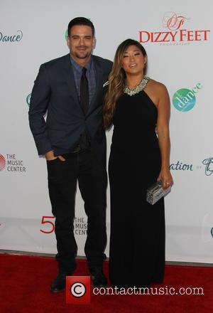 Mark Salling and Jenna Ushkowitz - 4th ANNUAL CELEBRATION OF DANCE GALA PRESENTED BY THE DIZZY FEET FOUNDATION IN PARTNERSHIP...