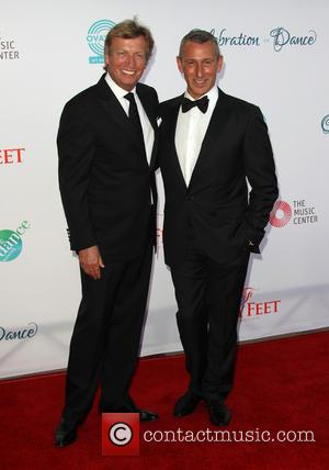 Nigel Lythgoe and Adam Shankman