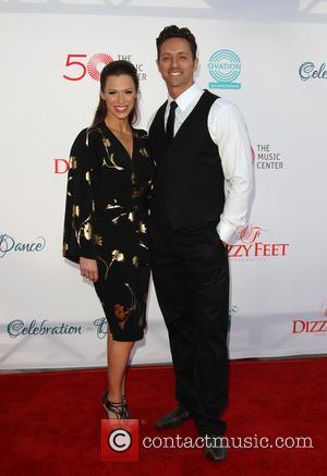 Ryan Di Lello and Ashleigh Di Lello - 4th Annual Celebration of Dance Gala presented by The Dizzy Feet Foundation...