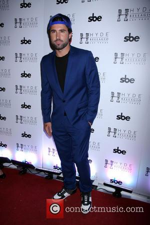 Brody Jenner - Brody Jenner makes his Las Vegas DJ debut at Hyde Bellagio - Las Vegas, Nevada, United States...