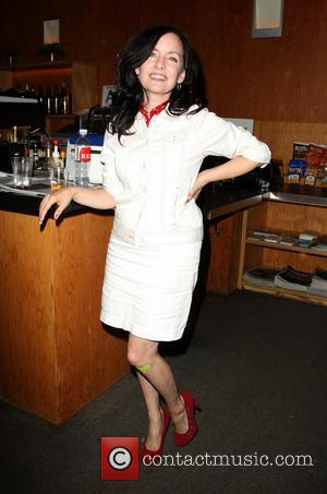 Guinevere Turner - 2014 Outfest- Girl Trash/ All Night Long Screening - Los Angeles, California, United States - Sunday 20th...