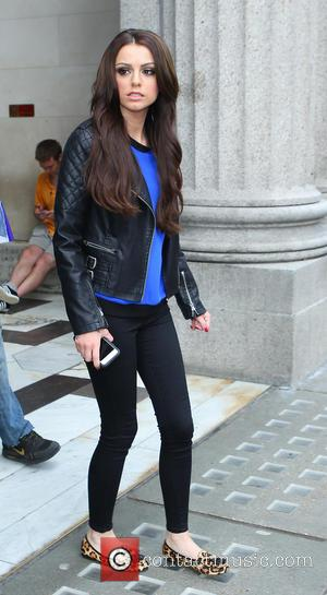 Cher Lloyd - Cher Lloyd leaves a TV studio after appearing on 'Sunday Brunch' - London, United Kingdom - Sunday...