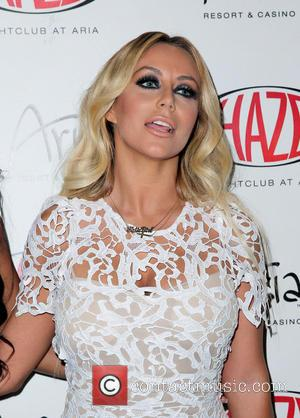 Aubrey O'Day and Danity Kane - Danity Kane Bring Lemonade to HAZE Nightclub at ARIA - Las Vegas, Nevada, United...